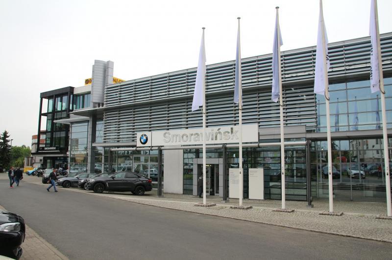 Serwis BMW Smorawiński Poznań opinie